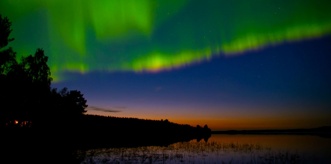 Lapland and The Northern Lights