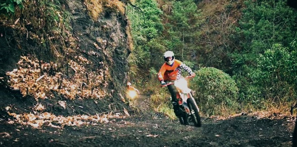 A Bali Biking Adventure