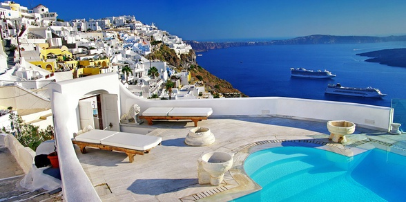 The Ultimate Grecian Getaway 2018