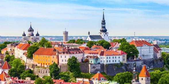 The Baltic States, Russia & Scandinavia
