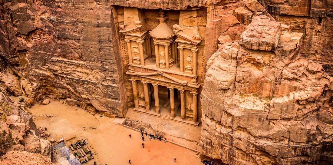 World Wonders: Jordan & Israel