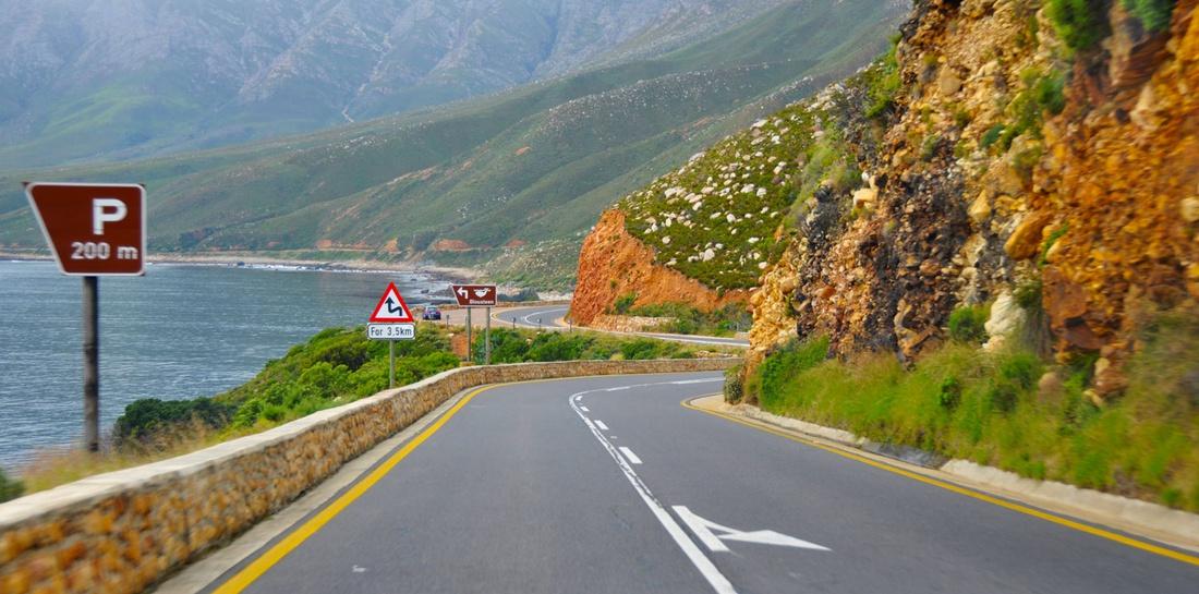 The South African Biking Trail