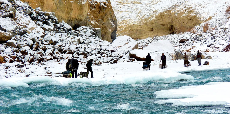Chadar Trek: Himalayan Winter Adventure