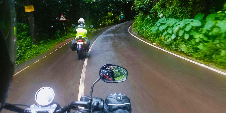 Karnataka West Coast Bike Trail