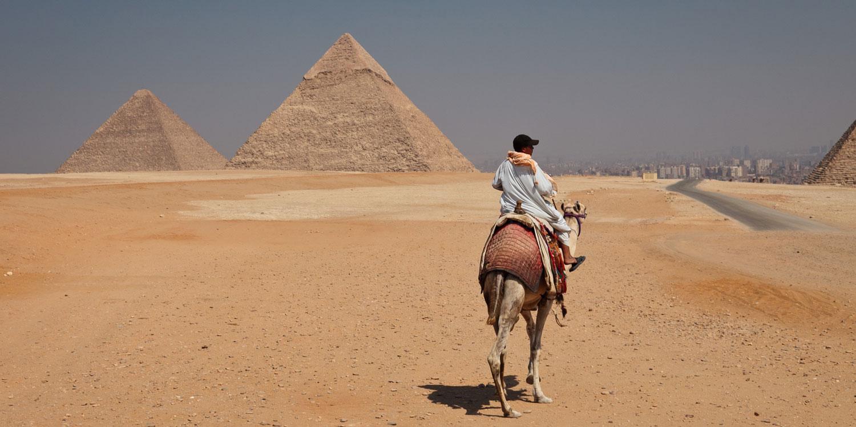 Egypt: Mom & Me