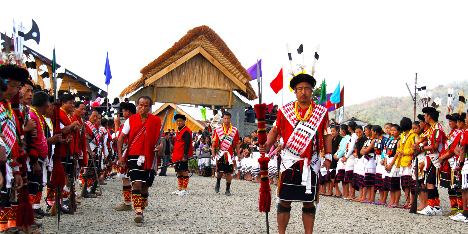 Bikes, Bonfires & The Hornbill Festival