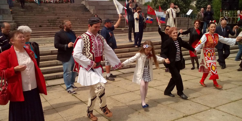 Horo: Dance Like The Bulgarians Do
