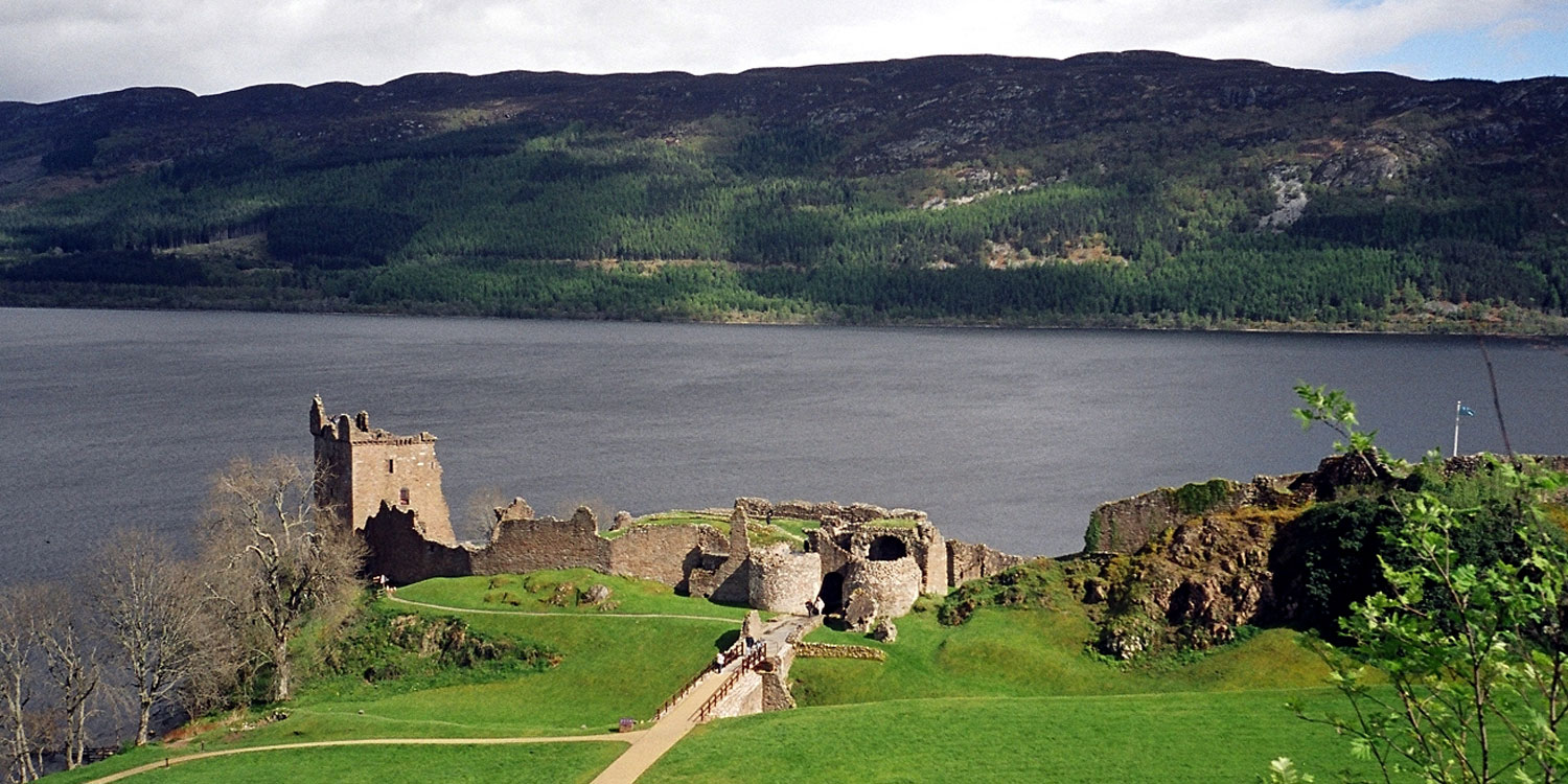 Can You Find The Loch Ness Monster?