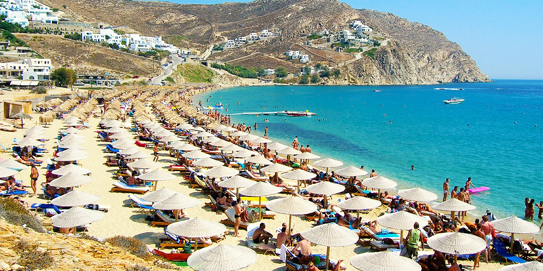 The Big Fat Greek Holiday