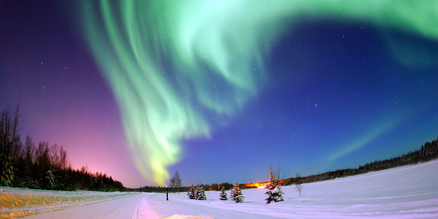 See the spectacular Northern Lights