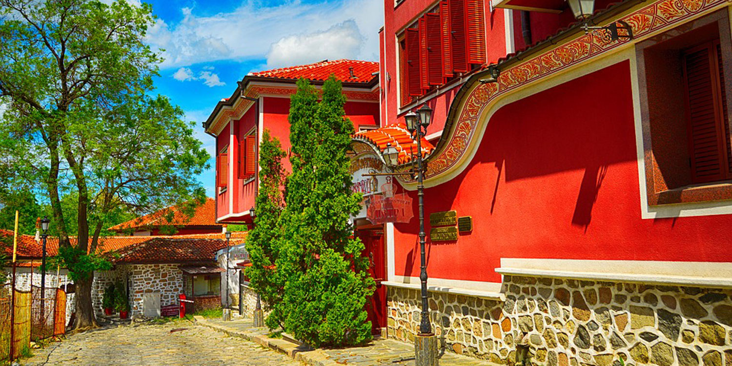 Plovdiv: Old-World Charm At Its Best