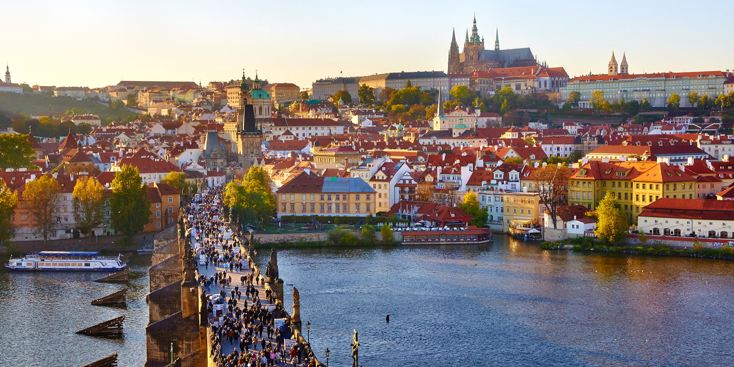 Prague: plucked from a fairytale