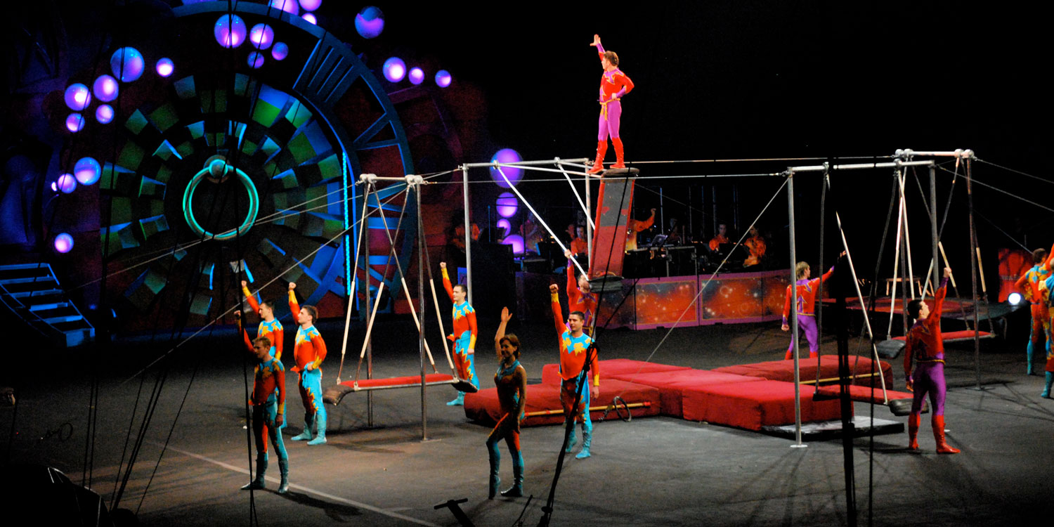 Russian Circus: The Greatest Showmen