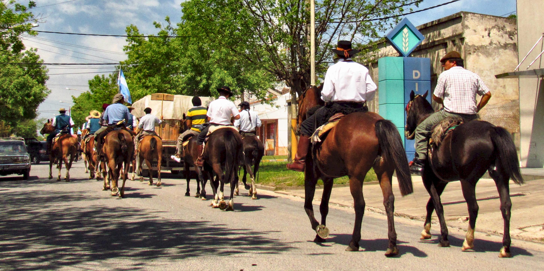 South America's Wild Wild West
