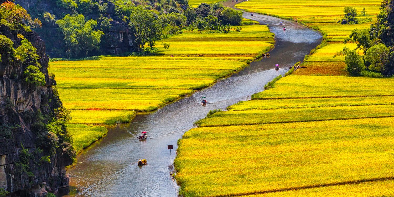Kingdoms Of Wonder: Vietnam & Cambodia