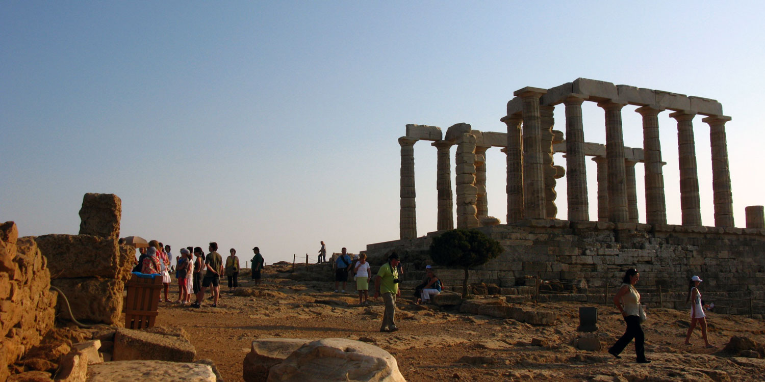 Explore Greece's most iconic sites