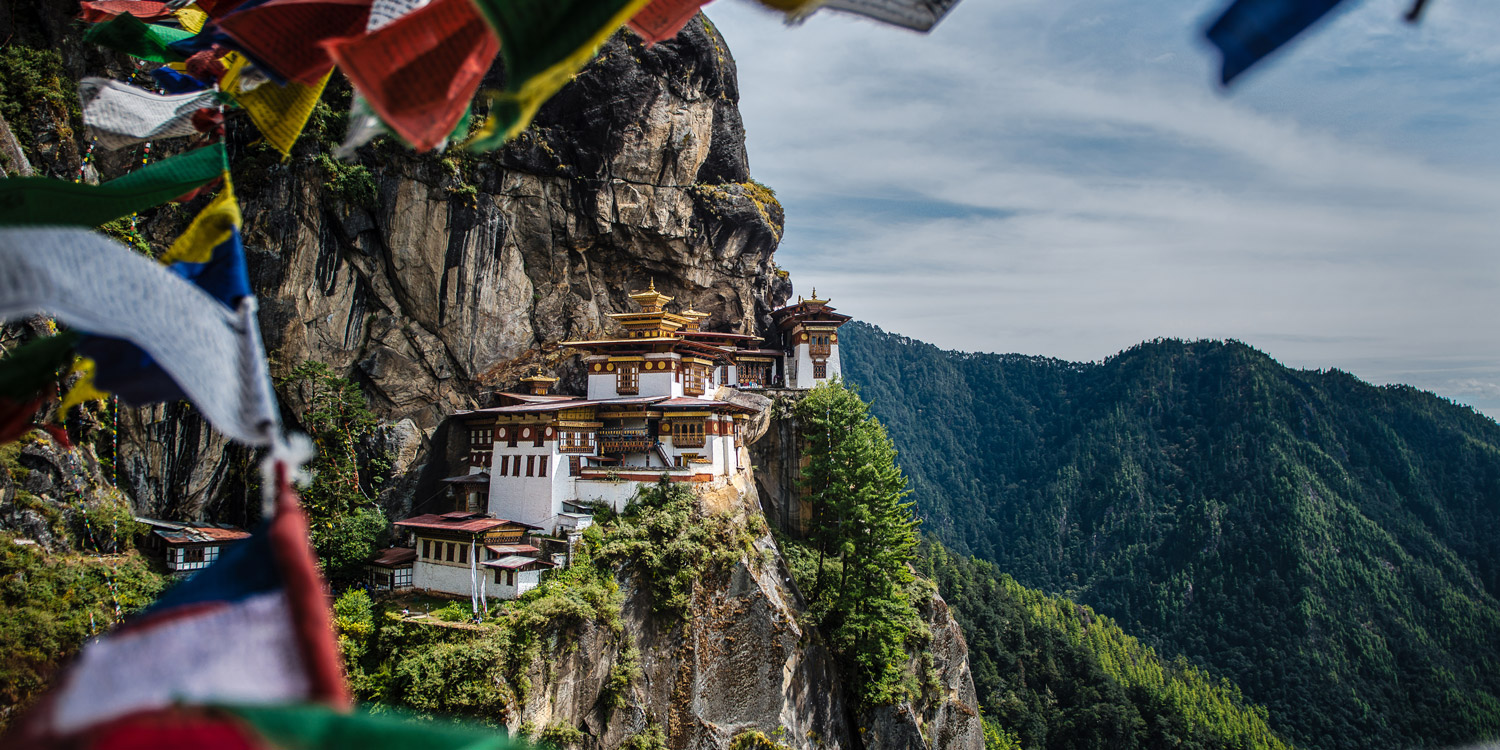 Visit the Tiger's Nest Monastery