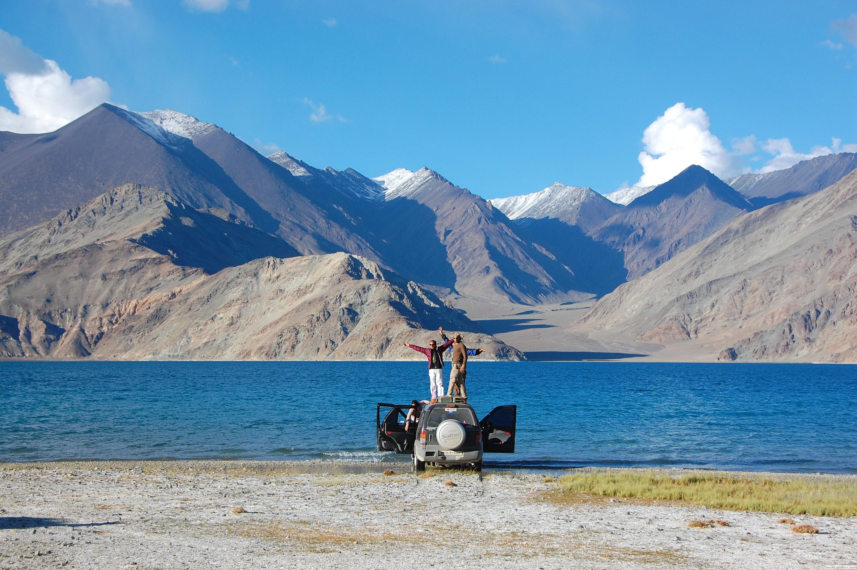 Journey to Ladakh - 8 Days