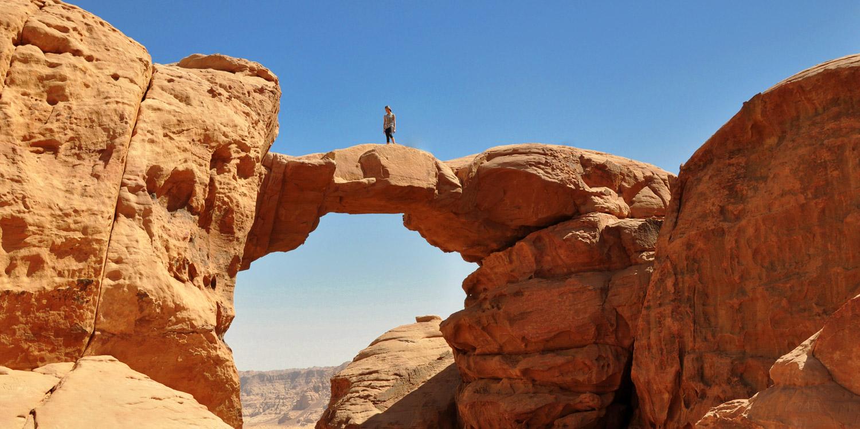 World Wonders: Jordan & Israel